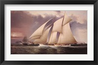 The Yacht Magic Fine-Art Print