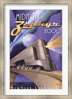 Midnight Zephyr 2000 Fine-Art Print