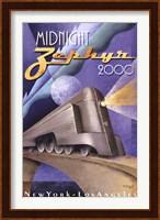 Midnight Zephyr 2000 Fine-Art Print