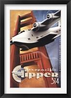 Clipper 314 Fine-Art Print
