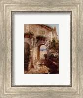 Bernazza Arch Fine-Art Print