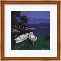 Boats Fine-Art Print