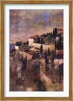 Cliffside at Tuscany Fine-Art Print