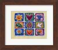 Hearts And Flowers IV Fine-Art Print