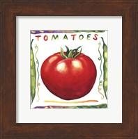 Garden Of Vegetables IV Fine-Art Print
