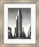 New York, New York, Flatiron Building Fine-Art Print