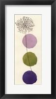 Circles and Dandelion Fine-Art Print