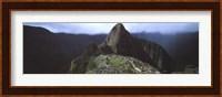 Machu Picchu, Los Andes, Peru Fine-Art Print