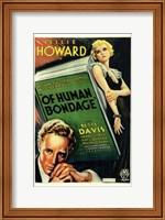 of Human Bondage - Green book Wall Poster
