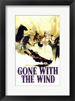 Gone with the Wind - Running Fine-Art Print
