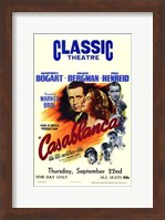 Casablanca Classic Theater Fine-Art Print