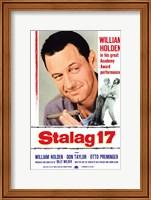 Stalag 17 Wall Poster