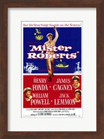Mister Roberts Wall Poster