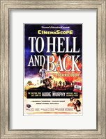 to Hell and Back Wall Poster