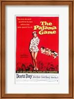 The Pajama Game Wall Poster