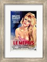 Contempt - French Fine-Art Print