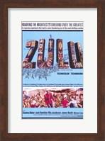 Zulu Baker And Hawkins Fine-Art Print