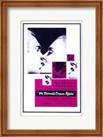 The Thomas Crown Affair - kissing Wall Poster