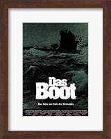 Das Boot Wall Poster