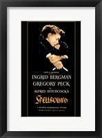 Spellbound Black Wall Poster