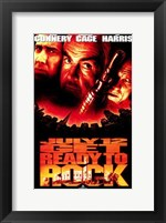 Get Ready to Rock Wall Poster