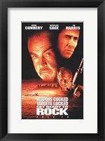 The Rock - movie Wall Poster