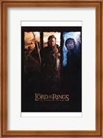 Lord of the Rings: Return of the King Legolas Aragorn Frodo Fine-Art Print