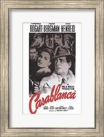 Casablanca Black and Red Fine-Art Print