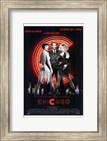 Chicago Richard Gere Catherine Zeta Jones Zenee Zellweger Wall Poster