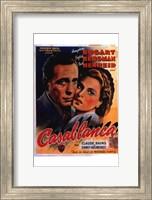 Casablanca Wall Poster