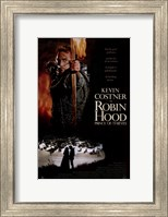 Robin Hood Prince of Thieves Wall Poster