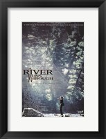 River Runs Through It  a Fine-Art Print