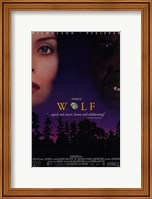 Wolf Wall Poster