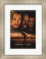 Legends of the Fall Wall Poster