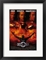 Con Air By Jerry Bruckheimer Wall Poster