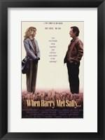 When Harry Met Sally Fine-Art Print