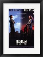 Sleepless in Seattle Wall Poster