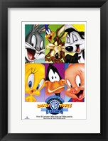 Looney Toons Collection Wall Poster