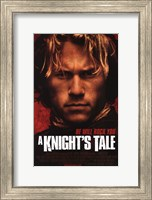 Knights Tale Wall Poster