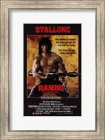 Rambo: First Blood Part 2 Wall Poster