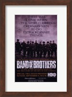 Band of Brothers Extraordinary Things Fine-Art Print