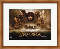 Lord of the Rings: Fellowship of the Ring Fine-Art Print