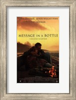 Message in a Bottle Wall Poster