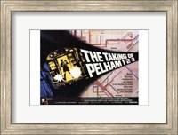 The Taking of Pelham One Two Three - Horizontal Wall Poster