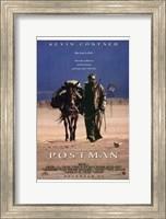 The Postman Fine-Art Print