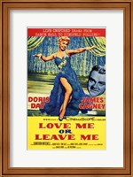 Love Me or Leave Me Wall Poster