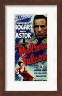 The Maltese Falcon Wall Poster