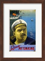 The Battleship Potemkin Vintage Wall Poster