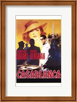 Casablanca Roulette Table Wall Poster