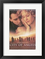 City of Angels Wall Poster